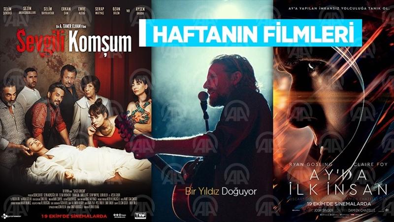 Haftanın Filmleri (19 - 26 Ekim 2018)