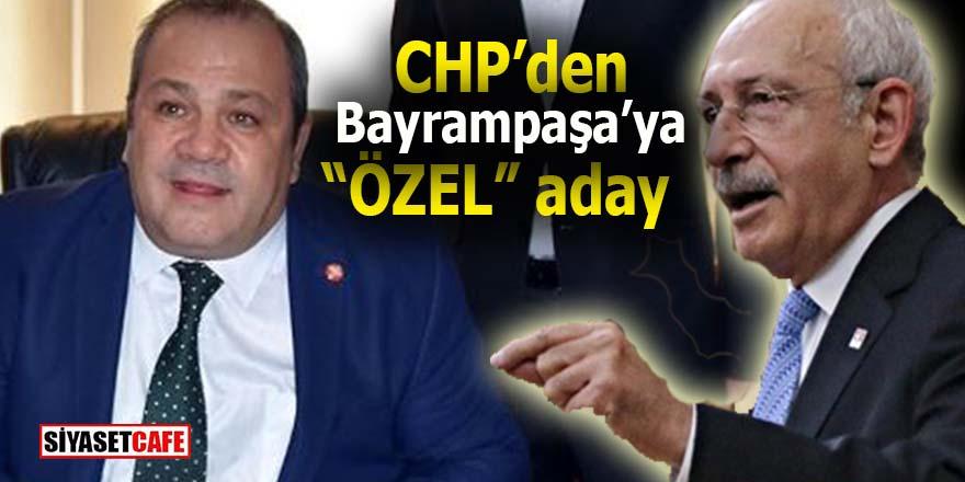 """CHP'den Bayrampaşa'ya """"ÖZEL"""" aday"""