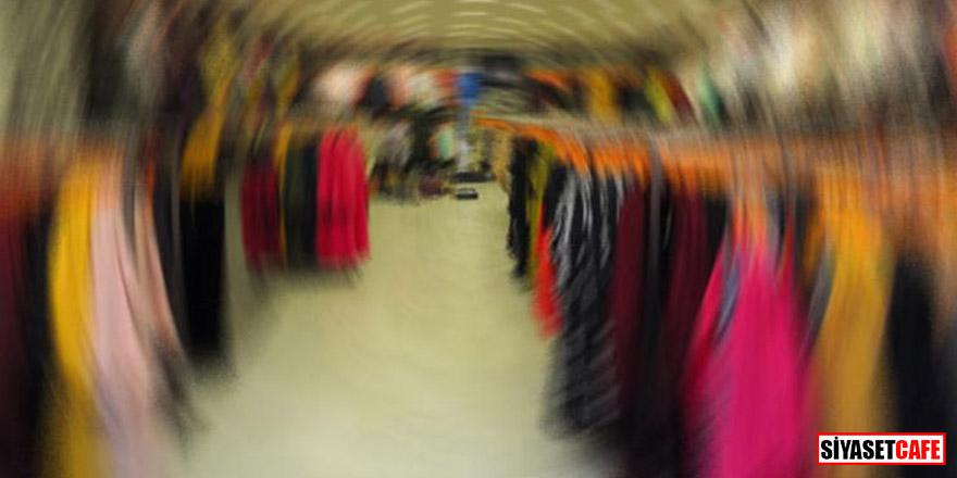 Ünlü giyim firmasının elbiselerine haciz geldi!