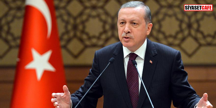 Beyaz Saray'dan flaş Erdoğan açıklaması