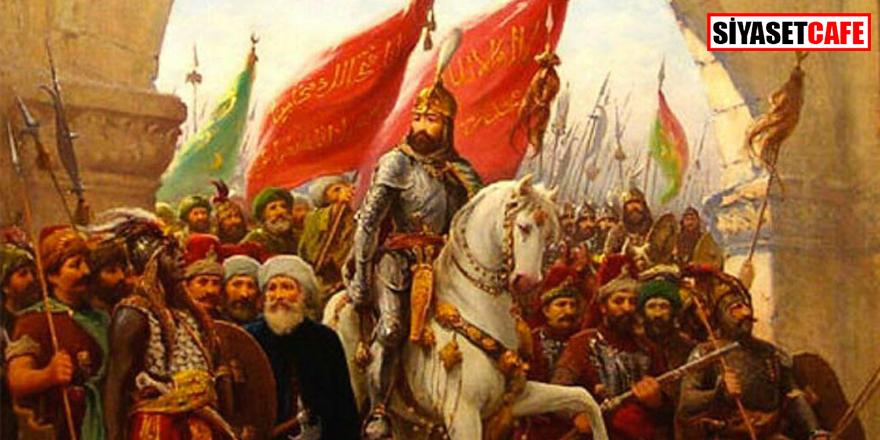Netflix'ten Fatih Sultan Mehmet bombası!