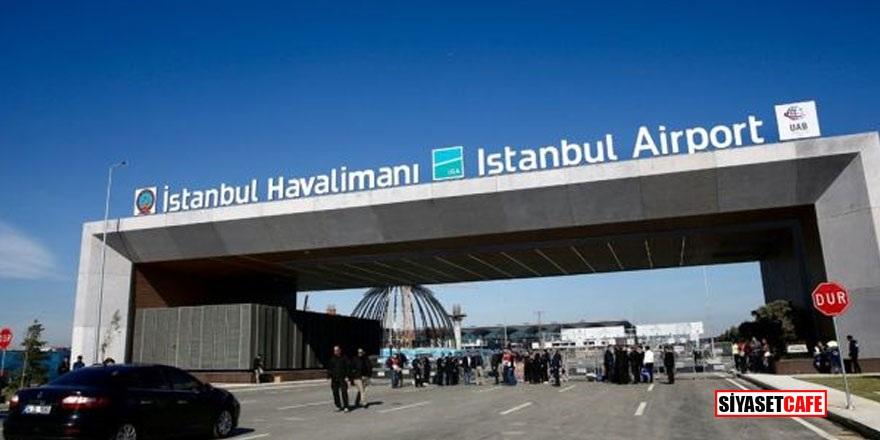 İstanbul Havalimanı'nın otopark ücretleri açıklandı