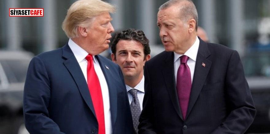 Trump'tan şok Erdoğan kararı! İptal etti