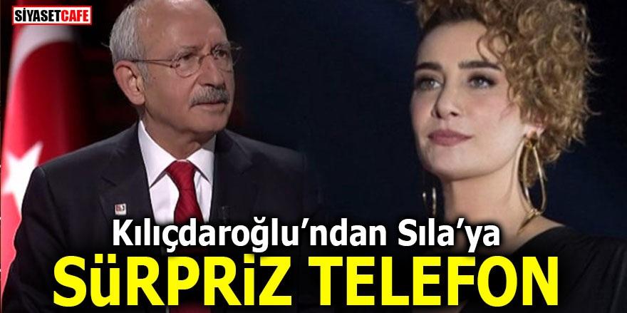 Kılıçdaroğlu'ndan Sıla'ya sürpriz telefon!