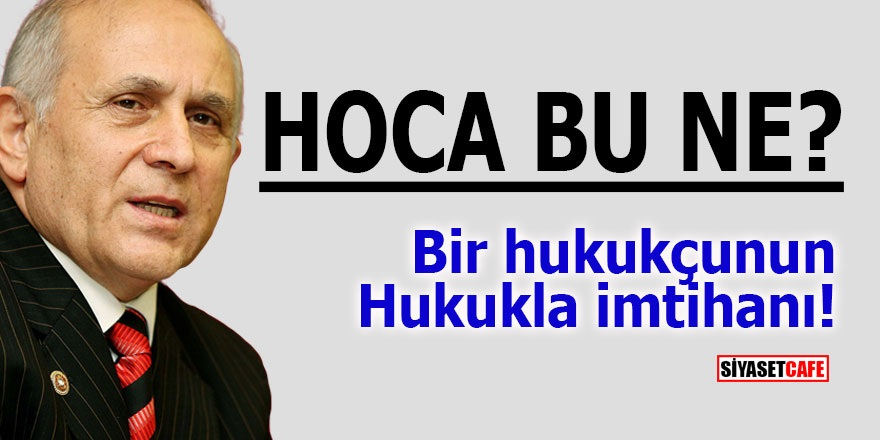 Burhan Kuzu Zindaşti iddialarına cevap verdi