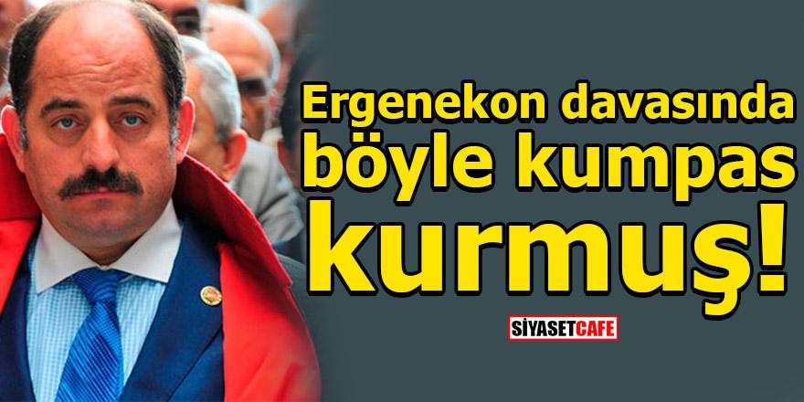 Zekeriya Öz'ün Ergenekon davasındaki 'gizli tanık' kumpası