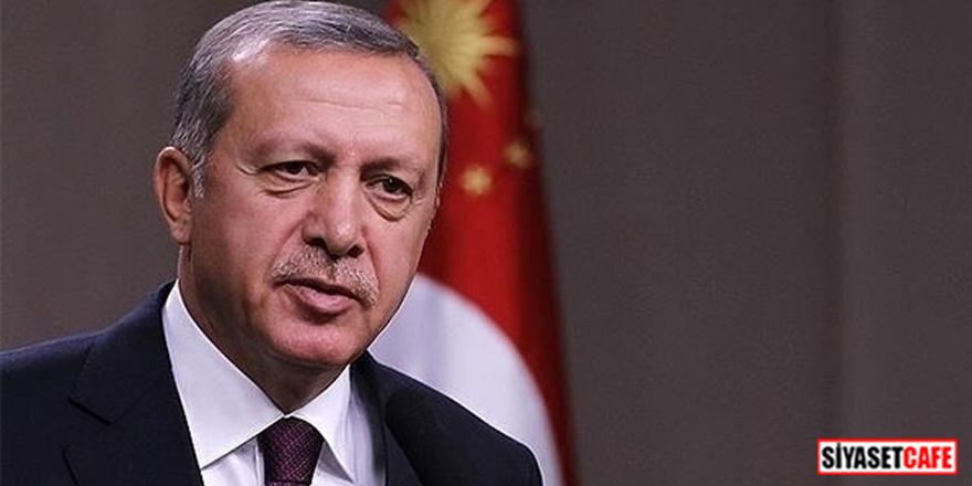 Erdoğan'dan 10 Kasım mesajı!