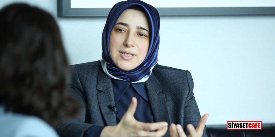 AKP'li vekil Zengin: Başımı örttüğümde annem çok ağladı