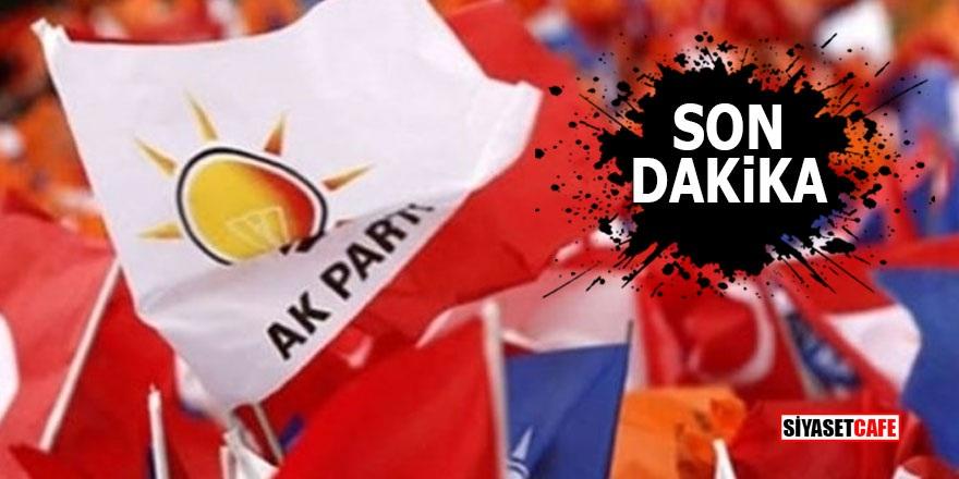 Son Dakika! Ak Parti'de ilk büyükşehir adayı belli oldu!