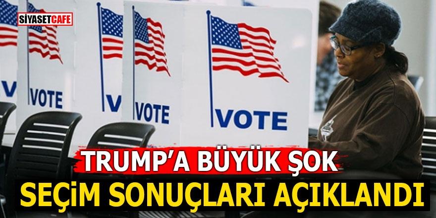 ABD'de seçim sonuçları açıklandı!