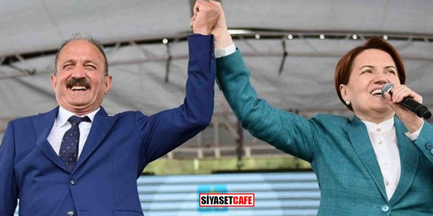 İYİ Parti'nin aday gösterdiği Saatçi'den şok açıklama