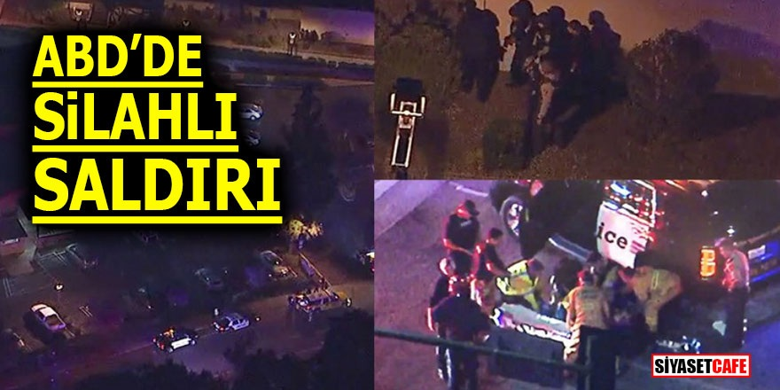 Kaliforniya'da silahlı saldırı! 13 kişi öldü