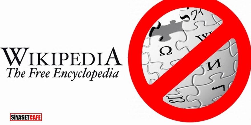 Wikipedia erişime açılacak mı? Bakan Turhan'dan kritik açıklama
