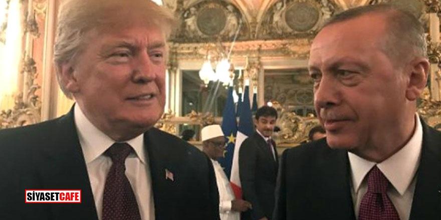 Erdoğan-Trump görüşmesiyle ilgili Beyaz Saray'dan açıklama