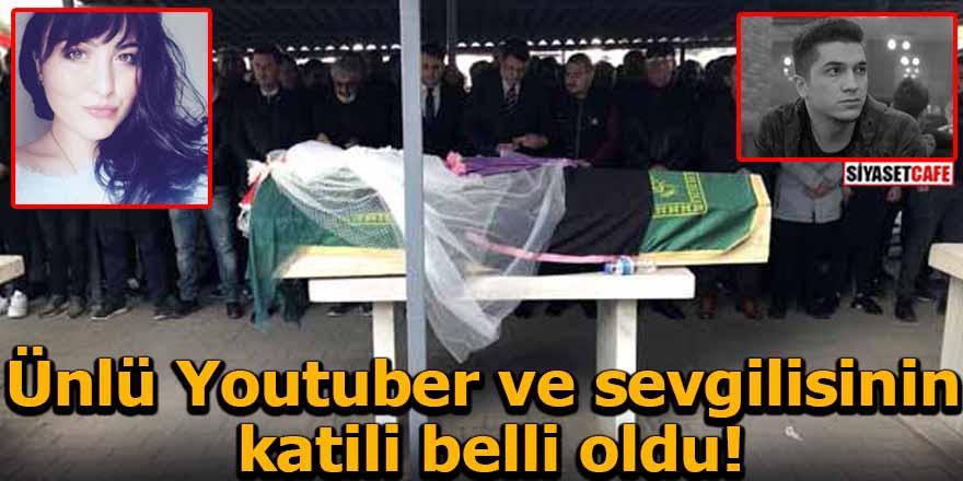 Ünlü Youtuber Emre Özkan ve sevgilisinin katili belli oldu!