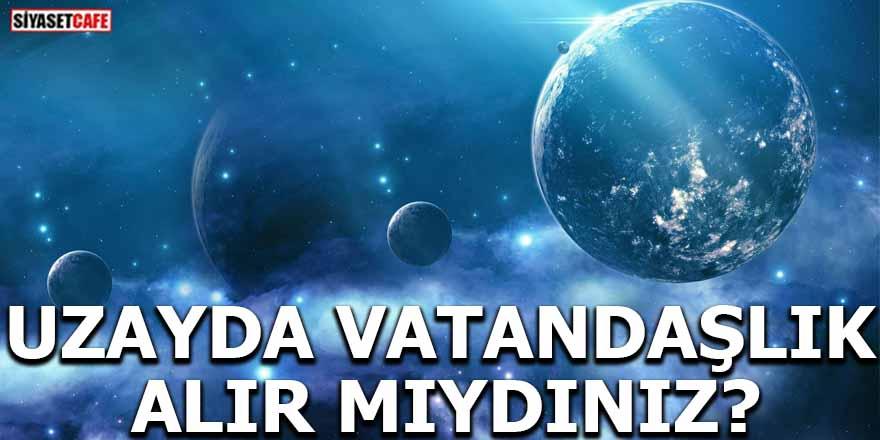 İlk Uzay Ülkesi Asgardia'da Vatandaşlık Fiyatları Açıklandı..!