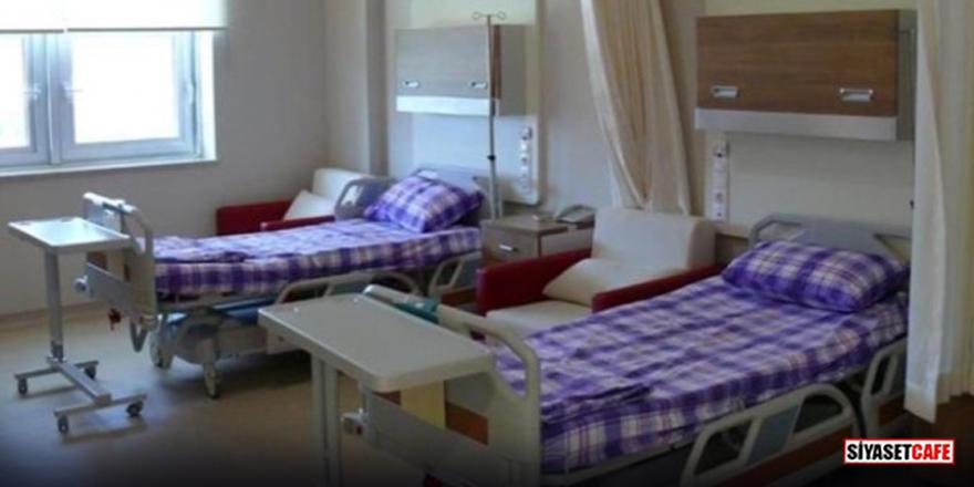 Zonguldak'ta başhekim, eşi ve 2 çocuğuyla hastaneye taşındı!
