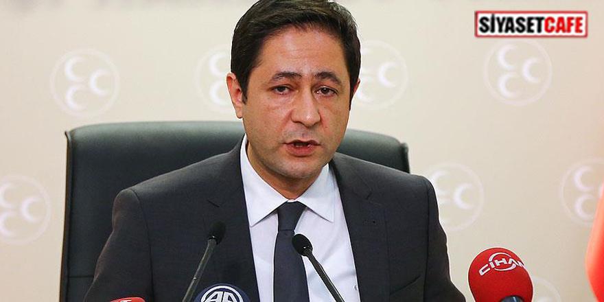 MHP'nin af teklifi komisyonu geçemiyor!