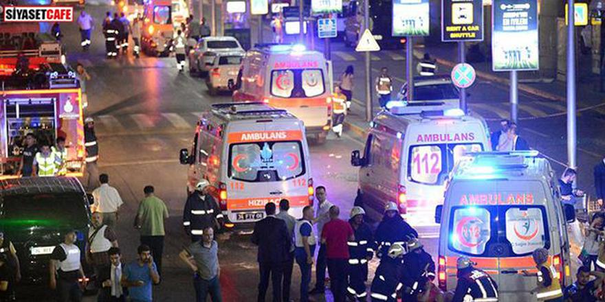 Atatürk Havalimanı'na saldırı davasında karar çıktı!