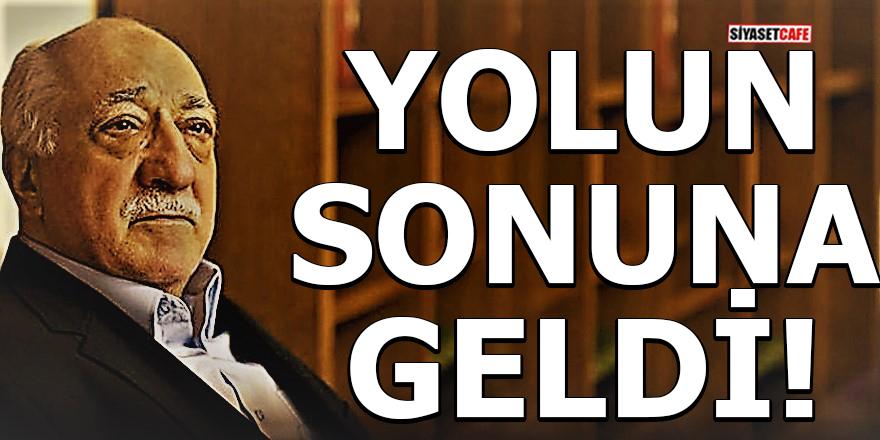 YOLUN SONUNA GELDİ!