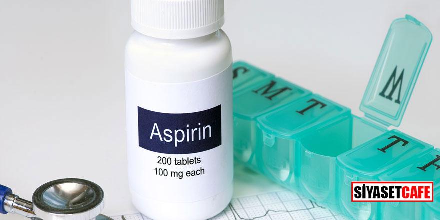 Aspirin Dosyası Açıldı..Aspirinin Kullanım Alanları...!