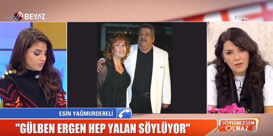 Esin Yağmurdereli: Osman Ölürken Yanında Gülben Ergen değil ben vardım…!