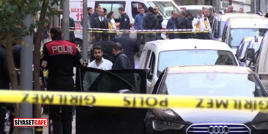 İstanbul'da iş adamlarına silahlı saldırı!