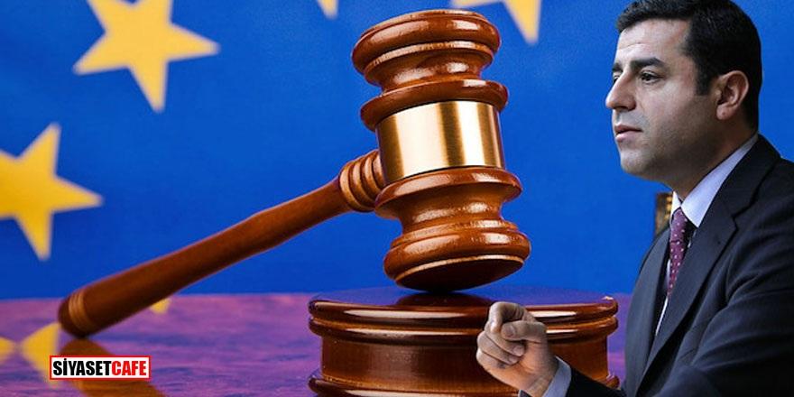 Adalet Bakanlığı Selahattin Demirtaş için harekete geçti!