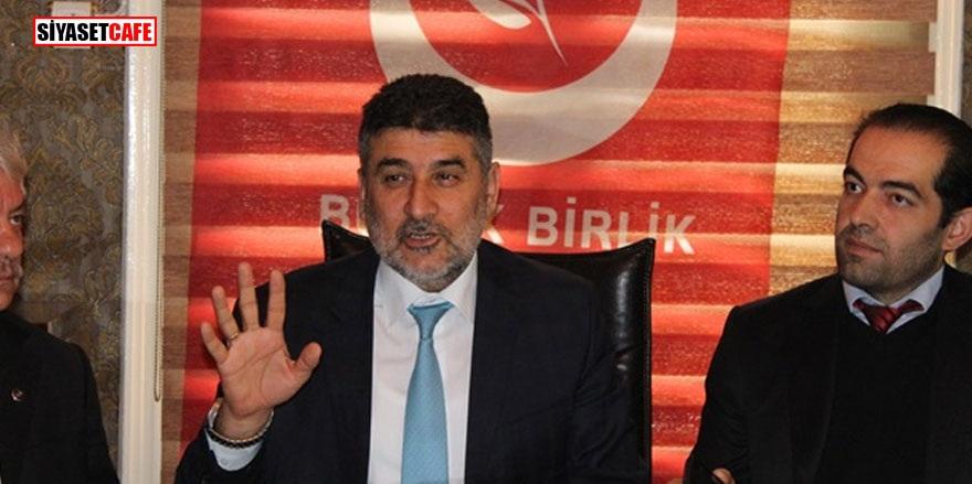 BBP'de flaş gelişme: Remzi Çayır istifa etti
