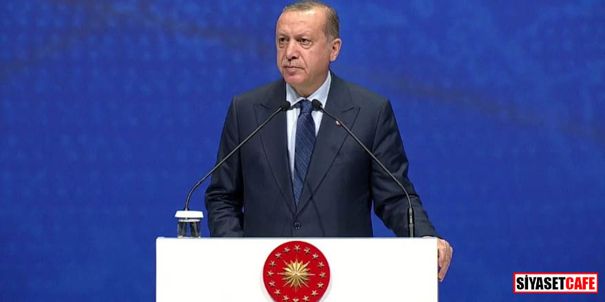 Erdoğan meydan okudu: Namlular kendilerine yöneldiğinde…