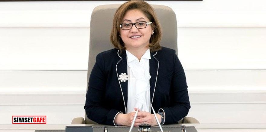 Başkan adayı Fatma Şahin'den ilk açıklama!