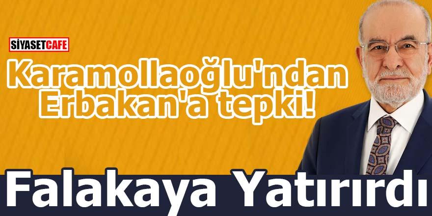 Temel Karamollaoğlu'ndan Fatih Erbakan'a tepki! Falakaya Yatırırdı