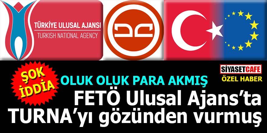 FETÖ Ulusal Ajans'ta TURNA'yı gözünden vurmuş: Devasa konsorsiyum şebekesi
