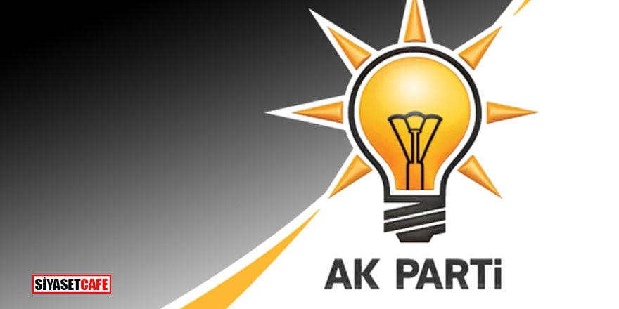 AK Parti toplantısına damga vuran görüntü!
