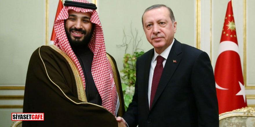 Erdoğan'dan görüşme talep eden Prens'e flaş yanıt!