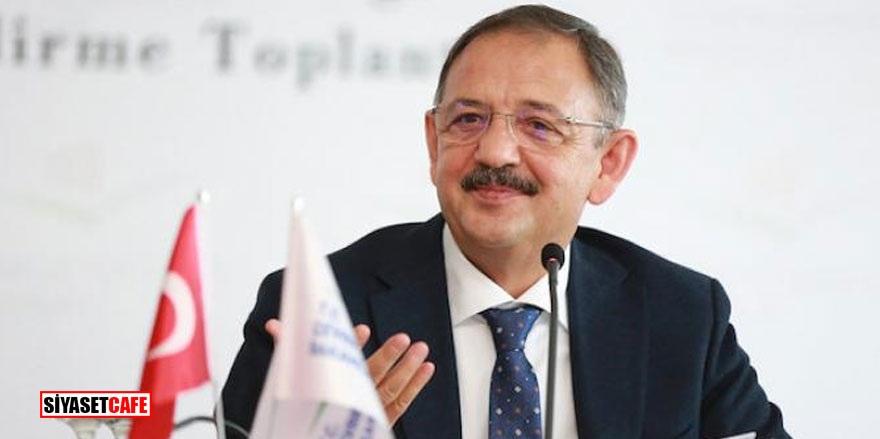 AKP'nin Ankara adayı Özhaseki'den bomba açıklama!