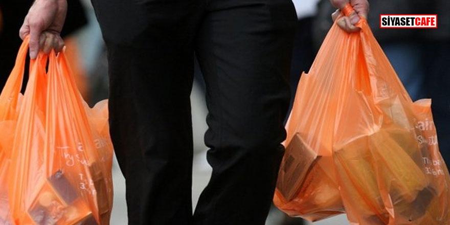 Plastik poşetlerin satış fiyatı belli oldu