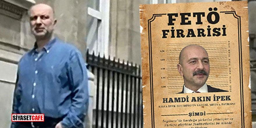 İngiltere'nin Akın İpek kararına Hükümet'ten sert tepki!