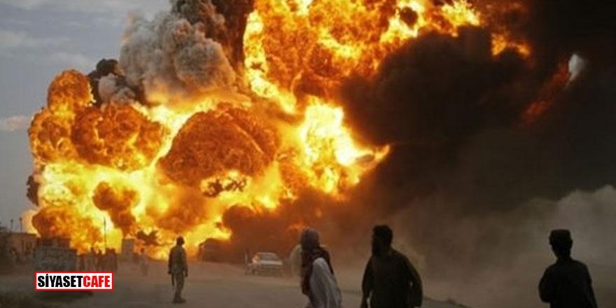 Güvenlik şirketine bombalı saldırı!