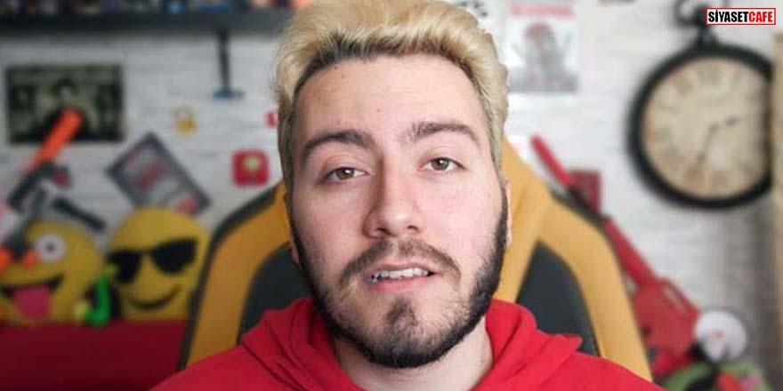 Ünlü YouTuber Enes Batur'a soruşturma açıldı!
