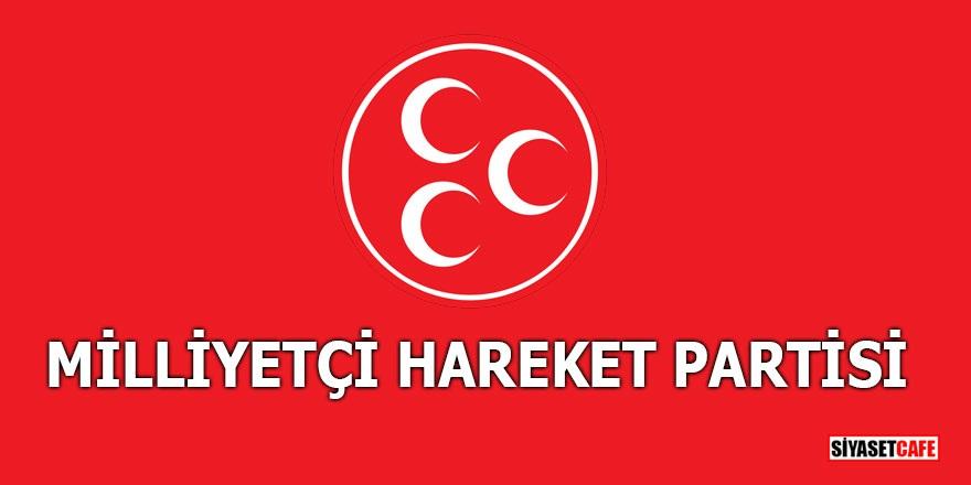 MHP bir başkan adayını daha açıkladı
