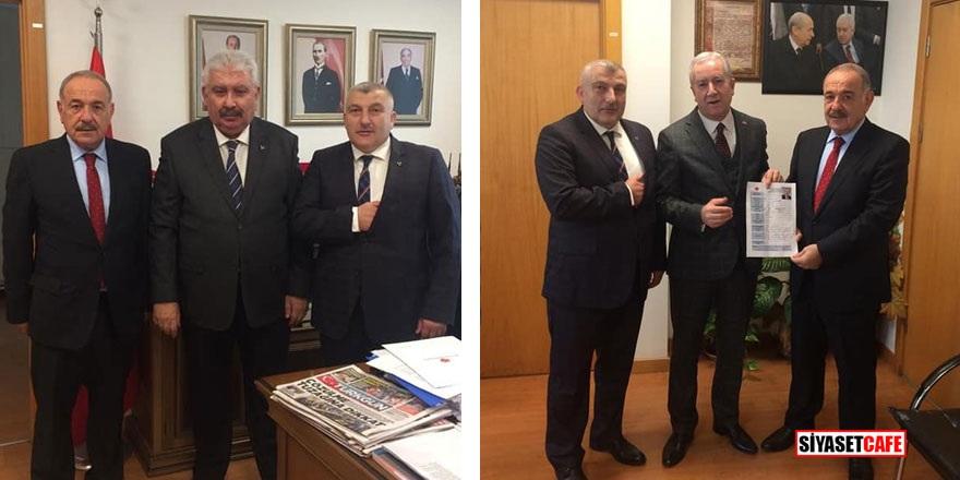 MHP'nin bir belediye başkan adayı daha belli oldu!