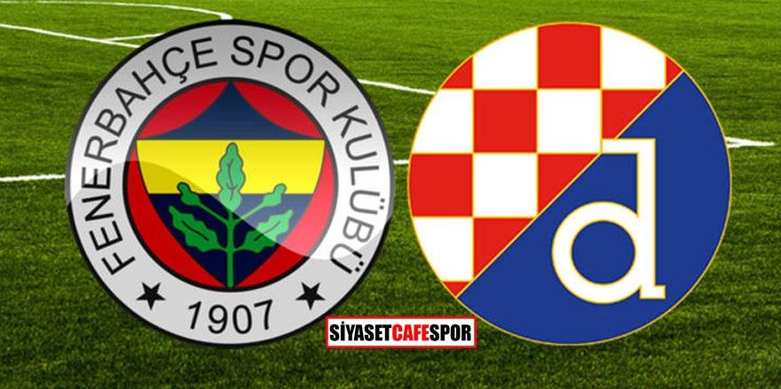 Fenerbahçe – Dinamo Zagreb maçı saat kaçta hangi kanalda yayınlanacak?