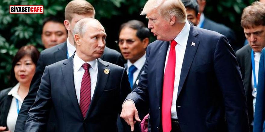 Arjantin'deki zirvede Trump ile Putin arasında gerginlik!
