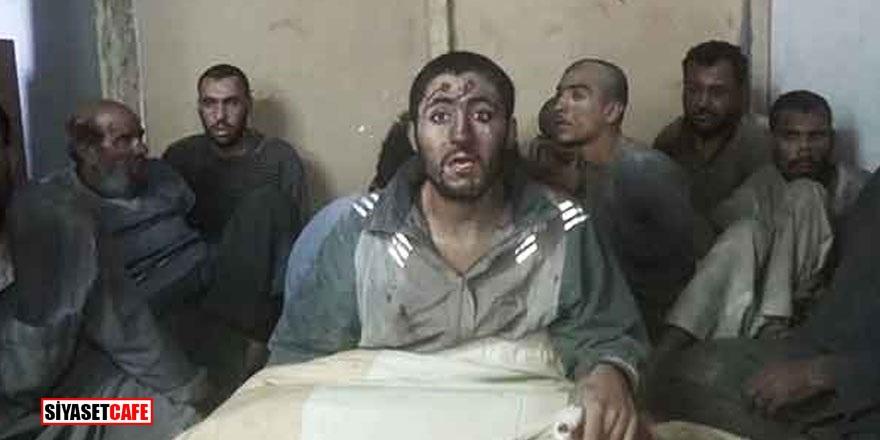ABD YPG'li teröristleri bombaladı!