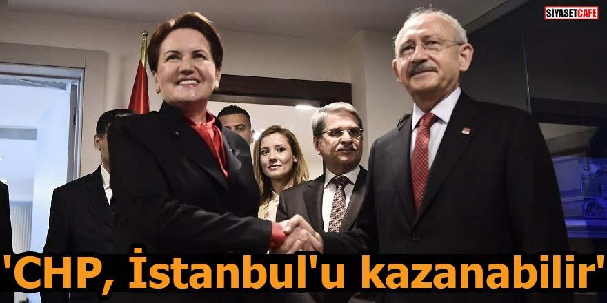 'CHP, İstanbul'u kazanabilir'