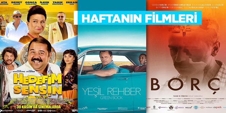 Bu hafta 7 film vizyona girecek