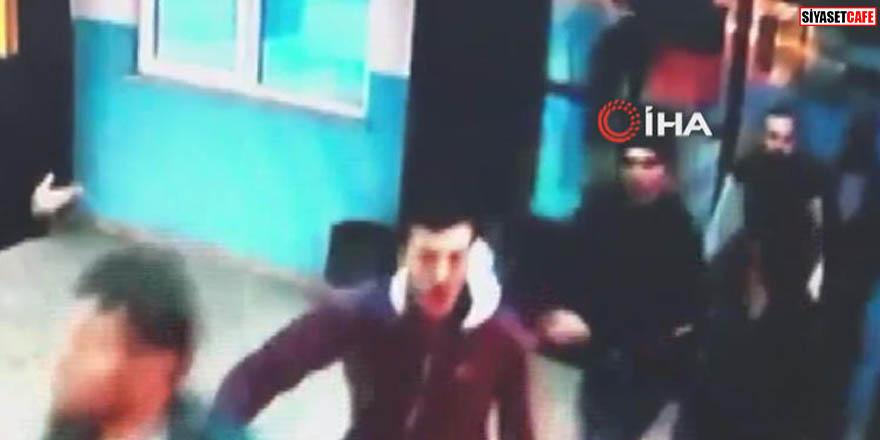 Avcılar'da dehşet: Haydutlar okulu bastı