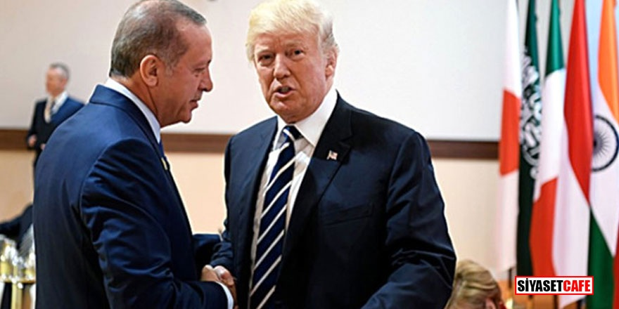 G-20 Zirvesi'nde Erdoğan ile Trump görüştü
