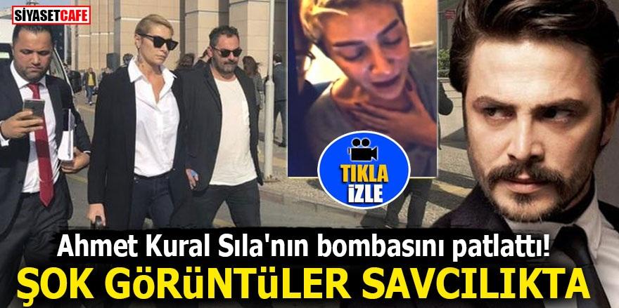 Ahmet Kural Sıla'nın bombasını patlattı! ŞOK GÖRÜNTÜLER SAVCILIKTA